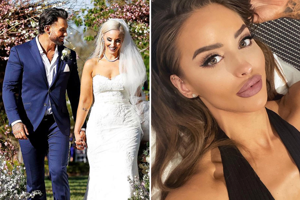Married At First Sight S Australia S Elizabeth Sobinoff Reveals She S Haunted Every Day By Sam S Cruel Weight Comments Uk News Agency
